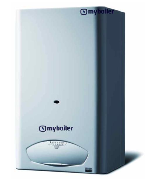Heatline S20S S24S S30S Compact System Boiler